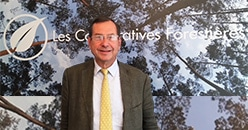 Élection du nouveau Président et du Bureau de l'UCFF-Les Coopératives Forestières