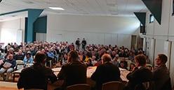 Les coopératives forestières organisent leurs assemblées générales