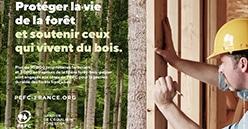 PEFC France lance sa campagne « Gardien de l'équilibre forestier »