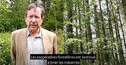 Face à la crise du COVID-19 : le point de l'UCFF-Les Coopératives Forestières