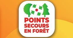 Points de Rencontre des Secours en Forêt : Sauver des vies avec l'application mobile